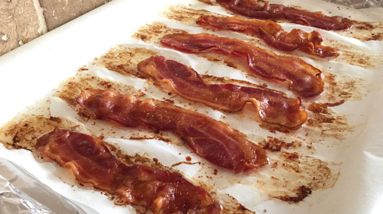 Cooking Bacon In The Oven Step By Step